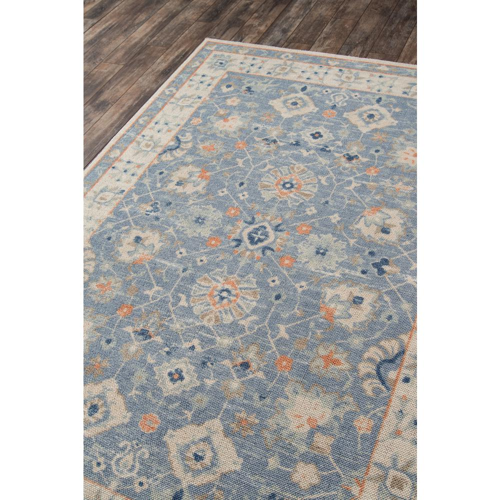 """Anatolia Area Rug, Blue, 2'3"""" X 7'6"""" Runner. Picture 2"""