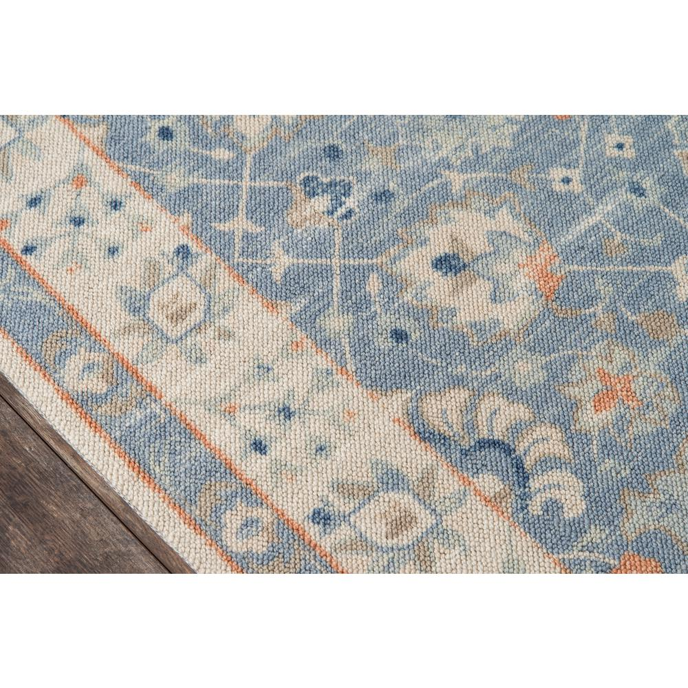 """Anatolia Area Rug, Blue, 2'3"""" X 7'6"""" Runner. Picture 3"""