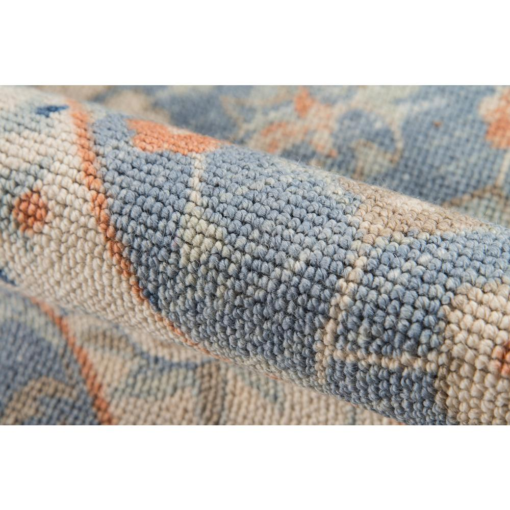 """Anatolia Area Rug, Blue, 2'3"""" X 7'6"""" Runner. Picture 4"""
