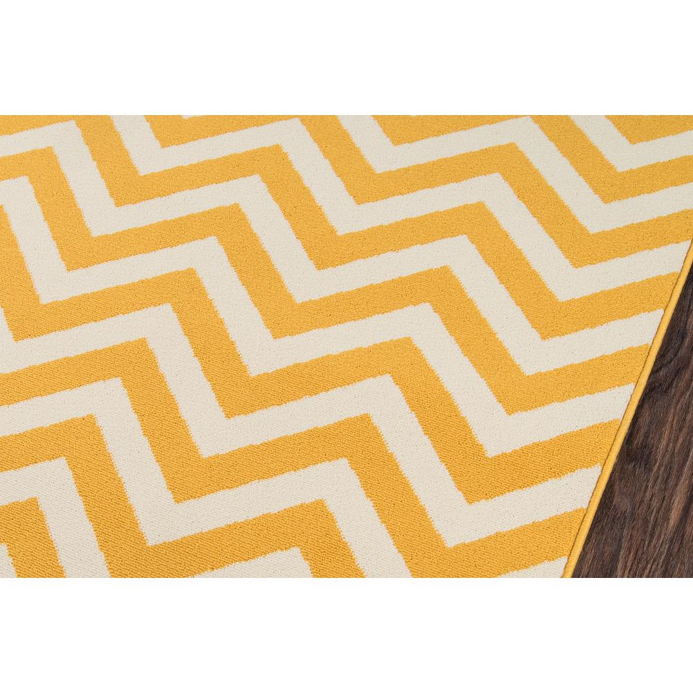 "Baja Area Rug, Yellow, 2'3"" X 4'6"". Picture 3"