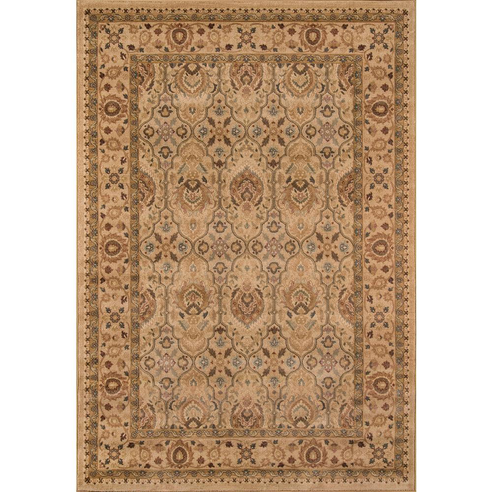 """Belmont Area Rug, Ivory, 9'3"""" X 12'6"""". Picture 1"""