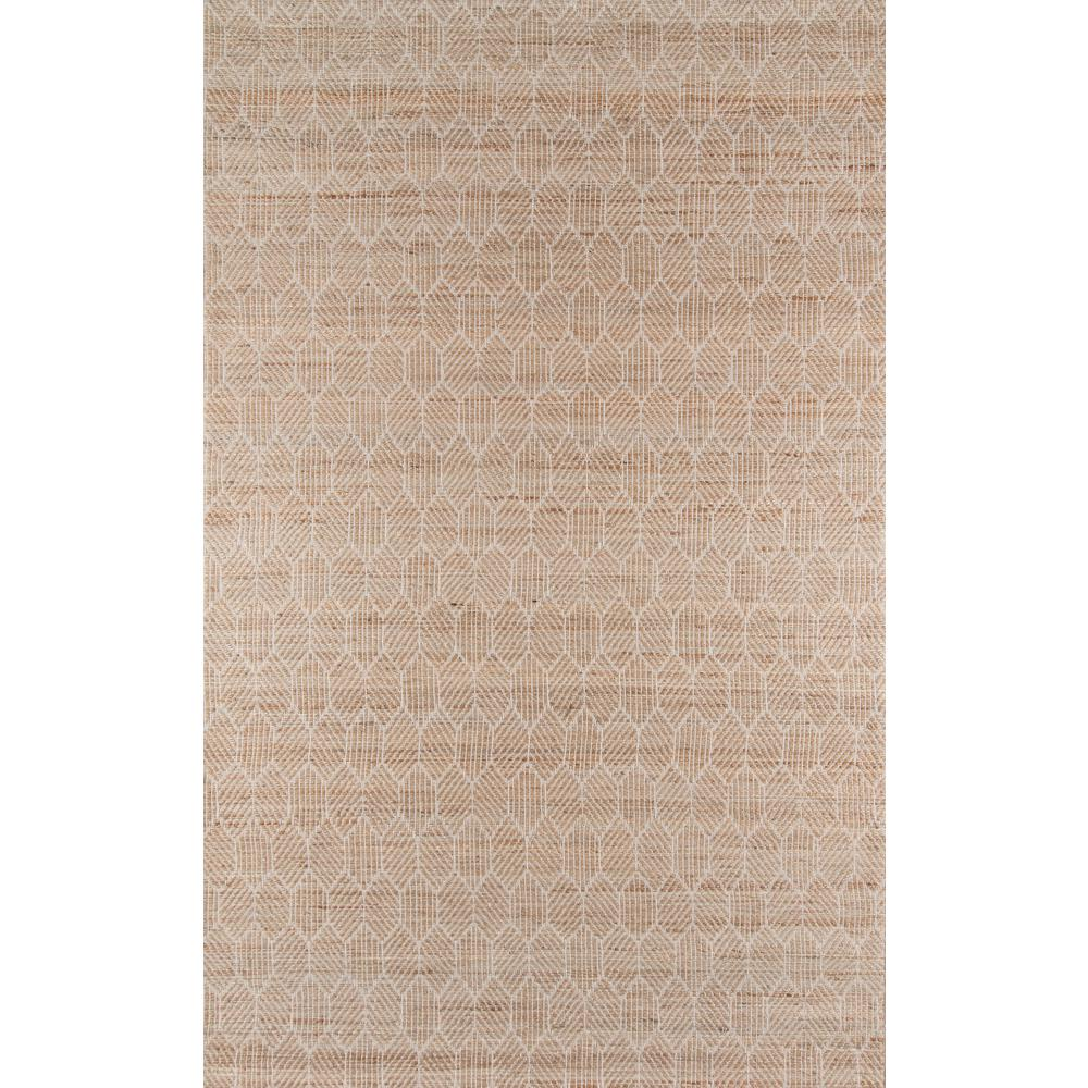 "Bengal Area Rug, Natural, 2'3"" X 8' Runner. Picture 1"