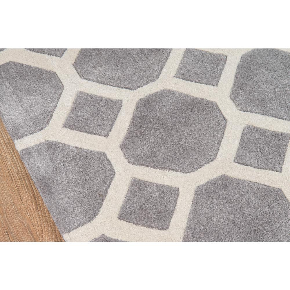 """Bliss Area Rug, Grey, 2'3"""" X 8' Runner. Picture 3"""