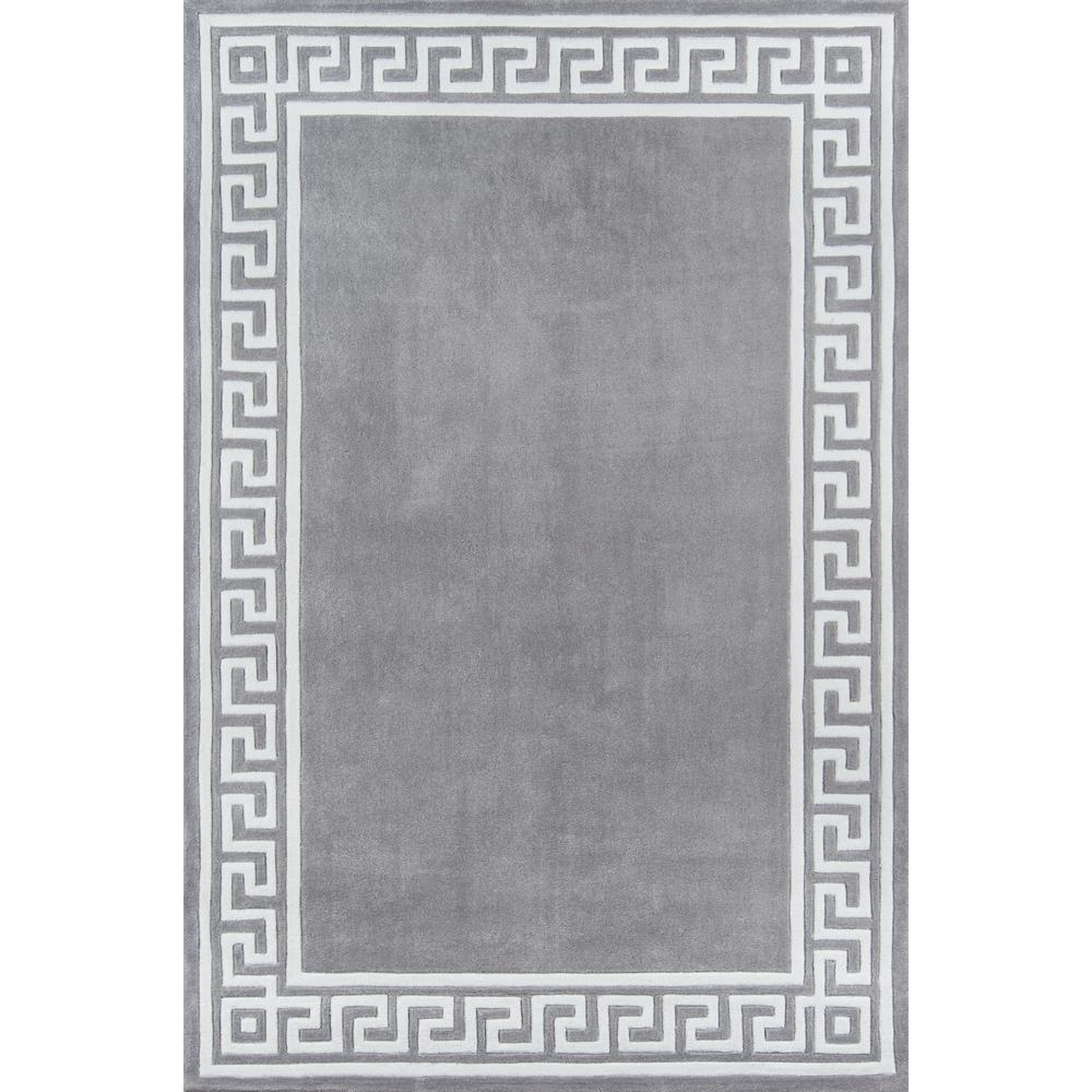 """Bliss Area Rug, Grey, 3'6"""" X 5'6"""". Picture 1"""