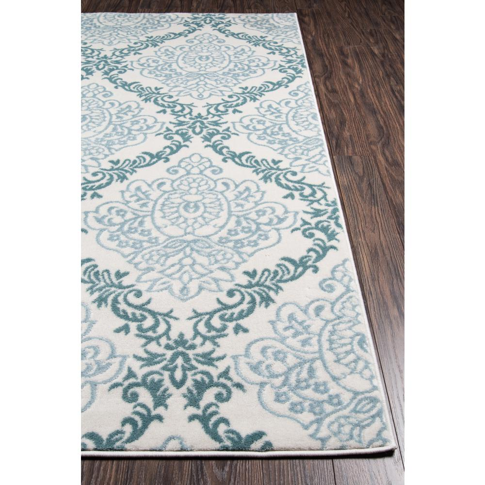 "Brooklyn Heights Area Rug, Ivory, 2'3"" X 7'6"" Runner. Picture 2"