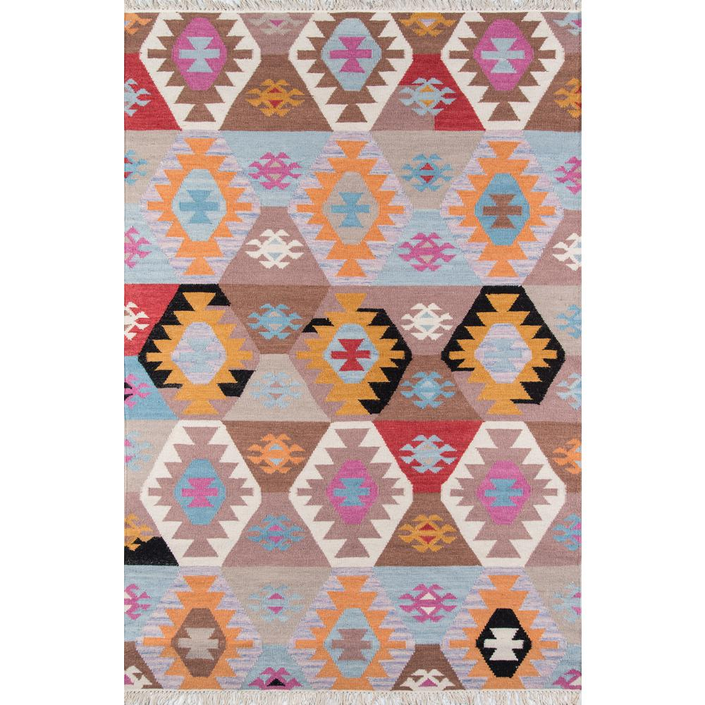 "Caravan Area Rug, Multi, 2'3"" X 8' Runner. Picture 1"