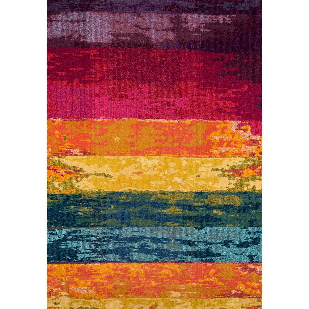 "Casa Area Rug, Multi, 2'3"" X 7'6"" Runner. Picture 1"