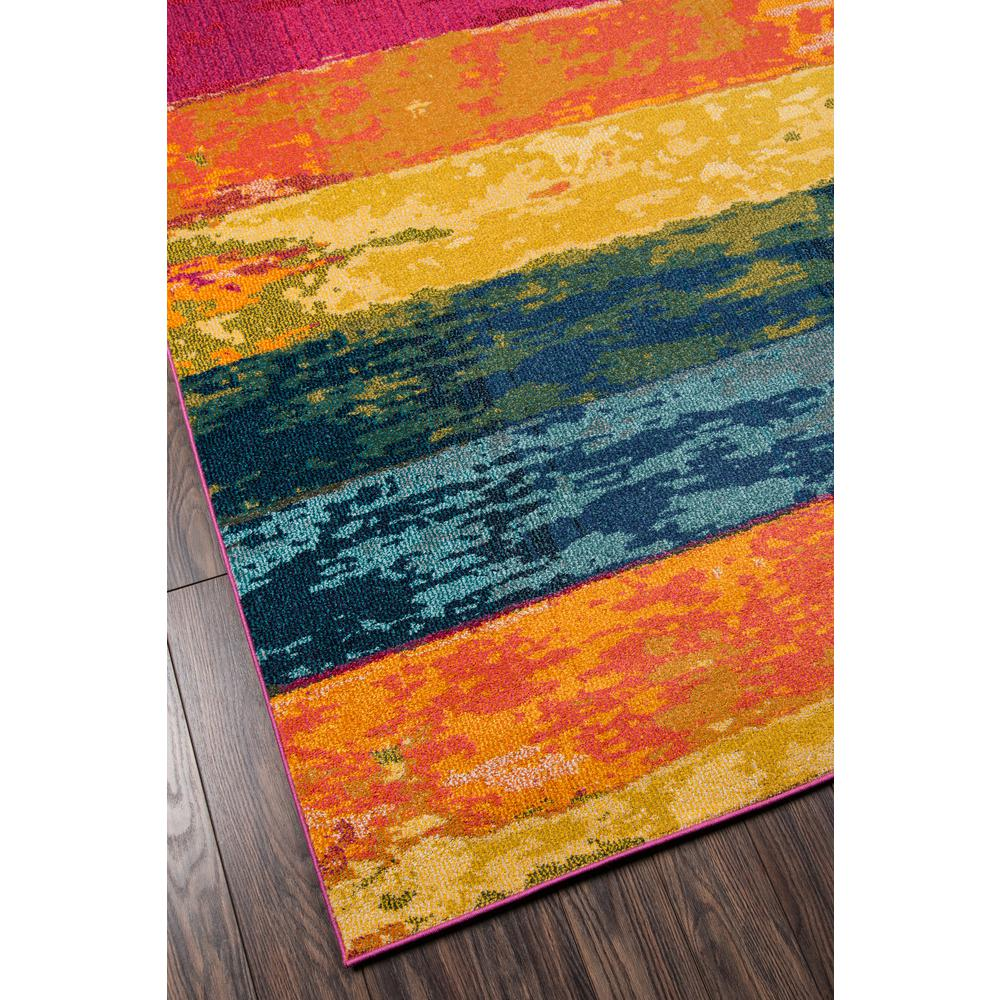 "Casa Area Rug, Multi, 2'3"" X 7'6"" Runner. Picture 2"