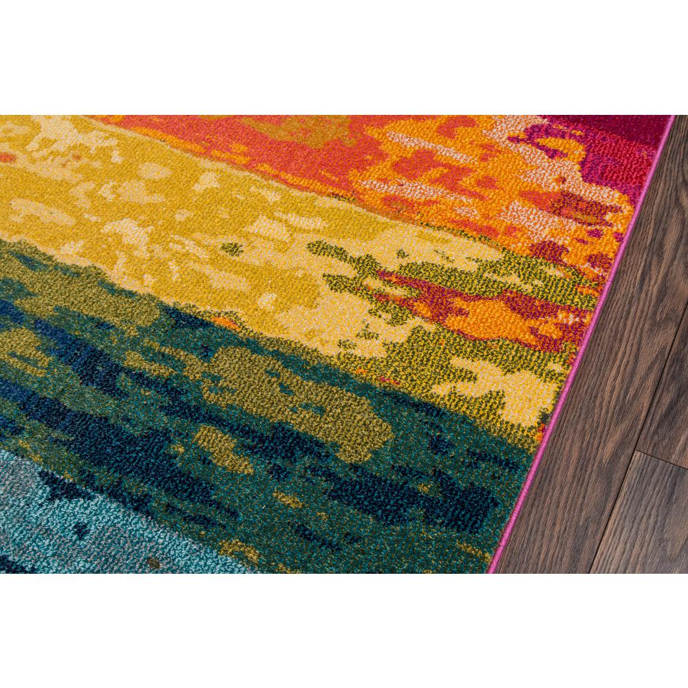"Casa Area Rug, Multi, 2'3"" X 7'6"" Runner. Picture 3"