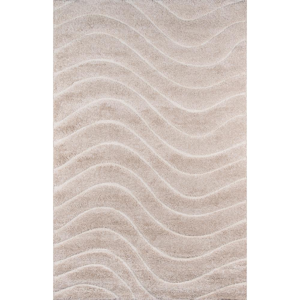 "Charlotte Area Rug, Beige, 2'3"" X 7'6"" Runner. Picture 1"