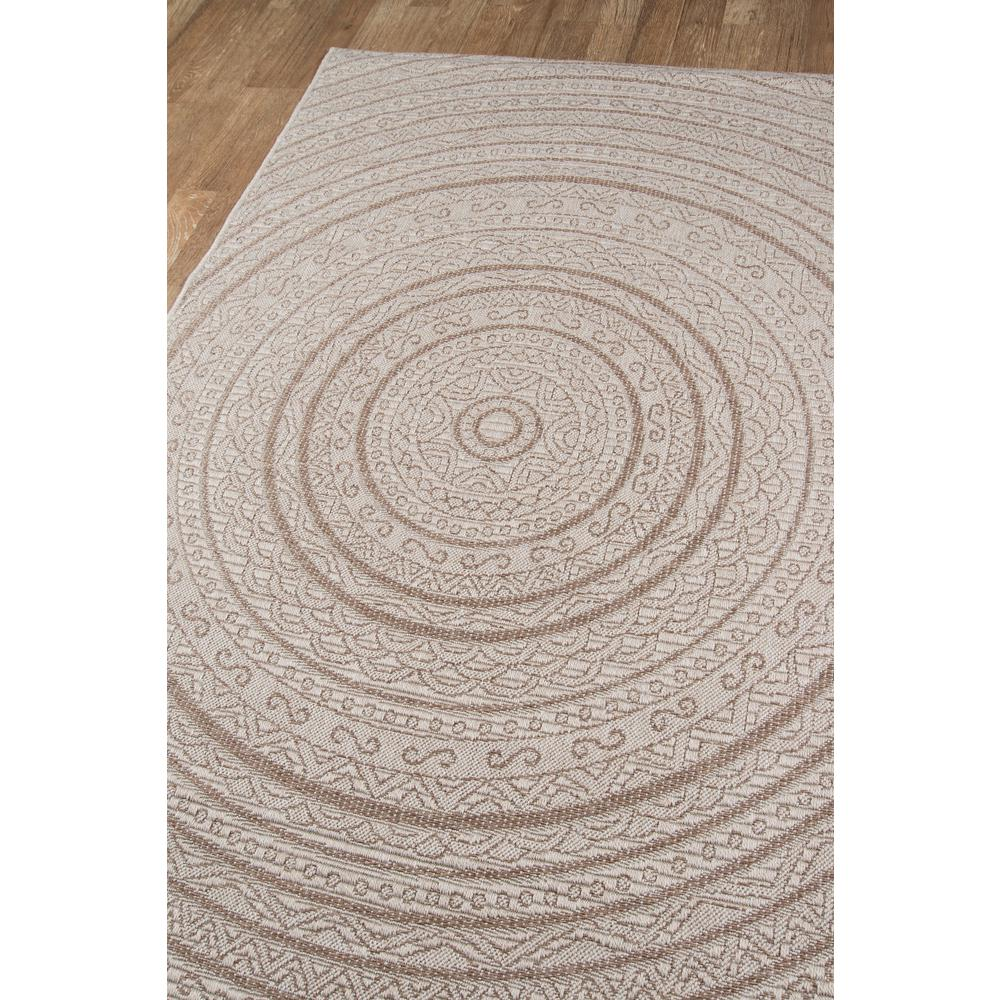 "Como Area Rug, Tan, 2'7"" X 7'6"" Runner. Picture 2"