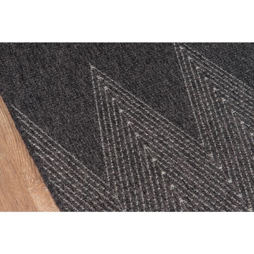 Como Area Rug, Charcoal, 2' X 6' Runner. Picture 3