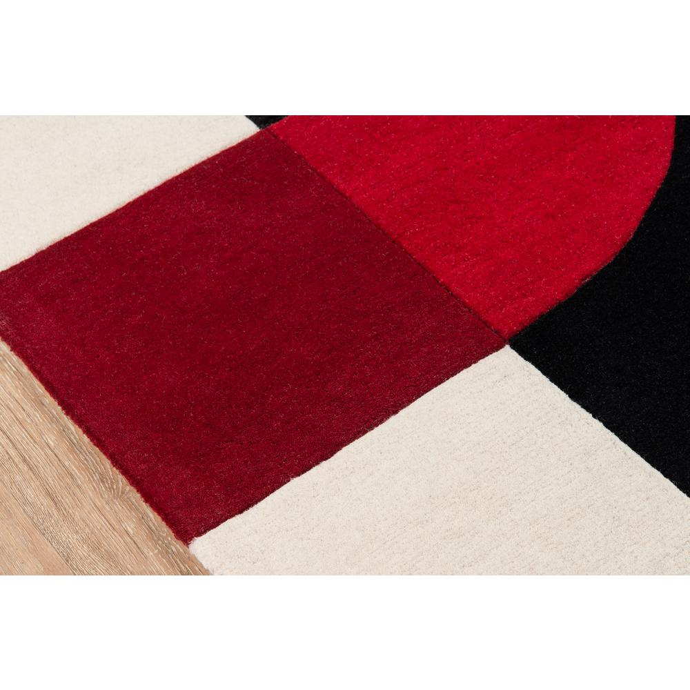 "Delhi Area Rug, Black, 3'6"" X 5'6"". Picture 3"