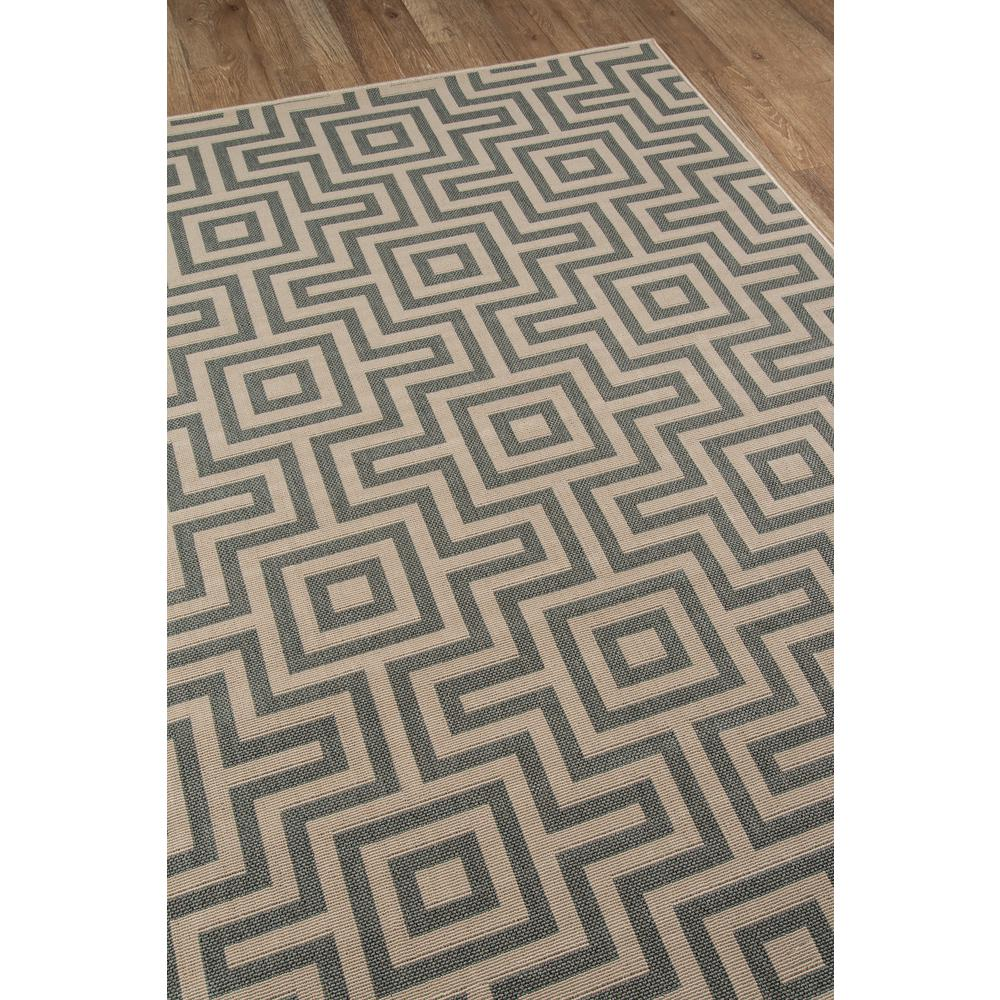 "Baja Area Rug, Grey, 2'3"" X 7'6"" Runner. Picture 2"