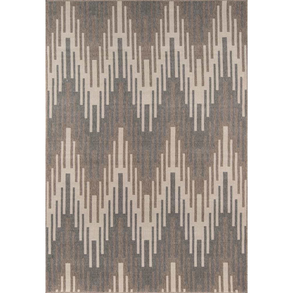 "Baja Area Rug, Ivory, 2'3"" X 7'6"" Runner. Picture 1"