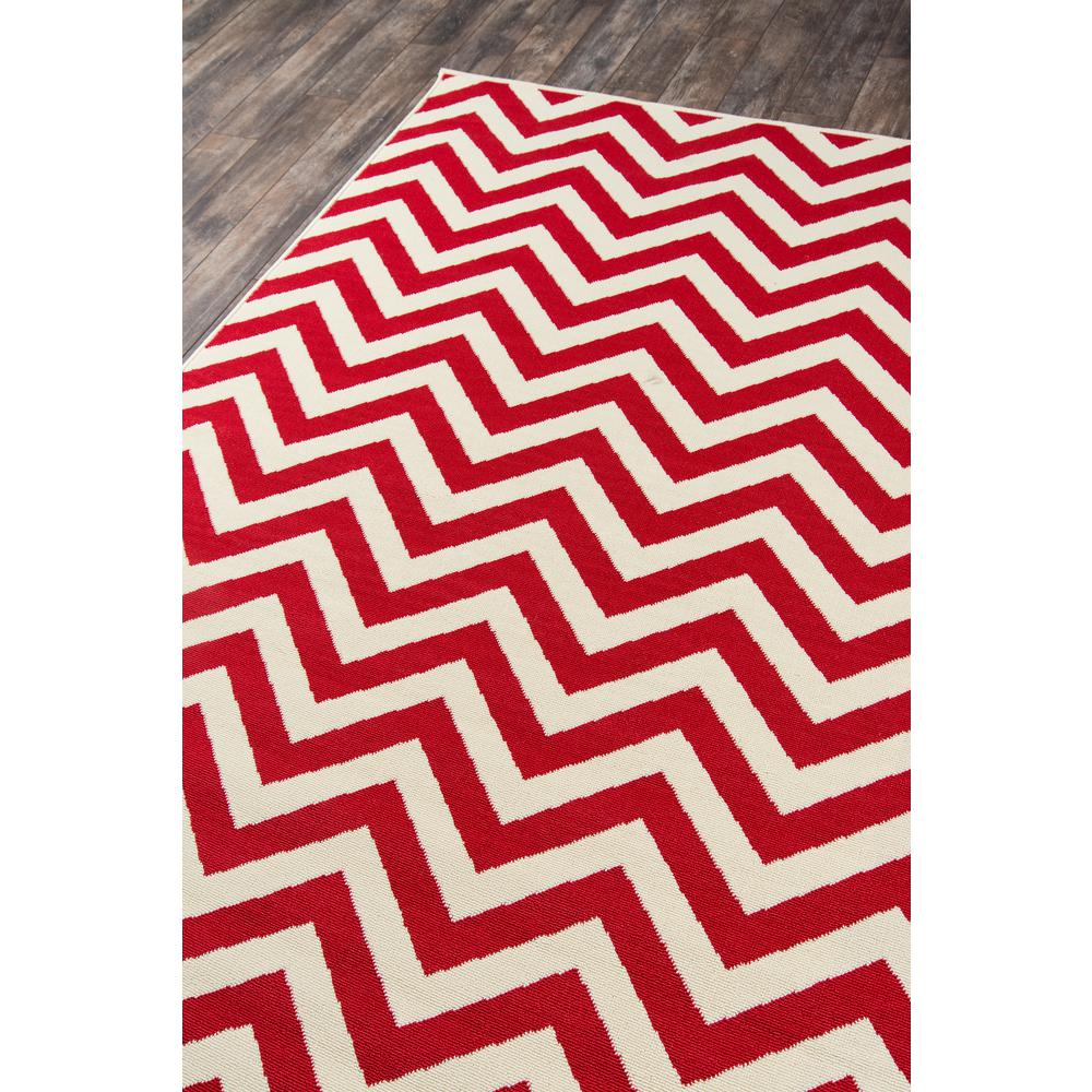 """Baja Area Rug, Red, 2'3"""" X 7'6"""" Runner. Picture 2"""