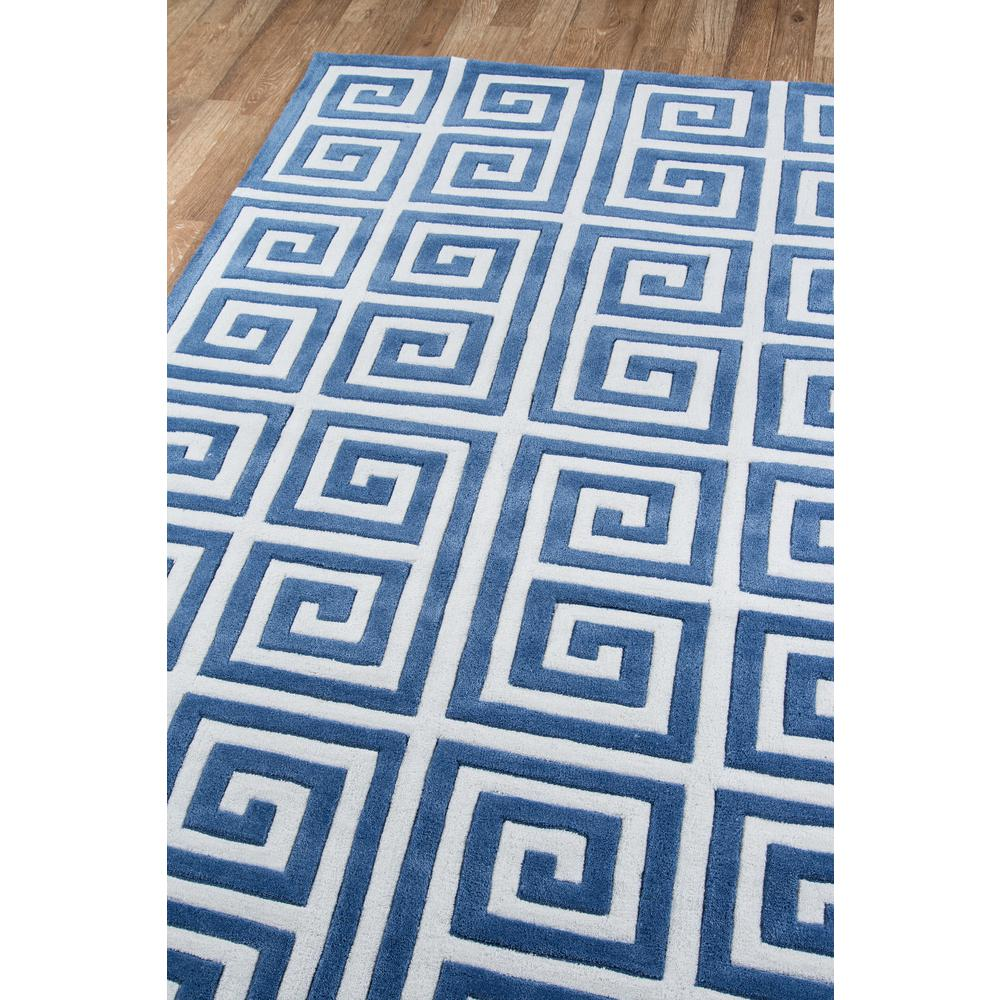 Bliss Area Rug, Denim, 8' X 10'. Picture 2
