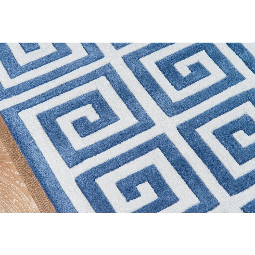 Bliss Area Rug, Denim, 8' X 10'. Picture 3