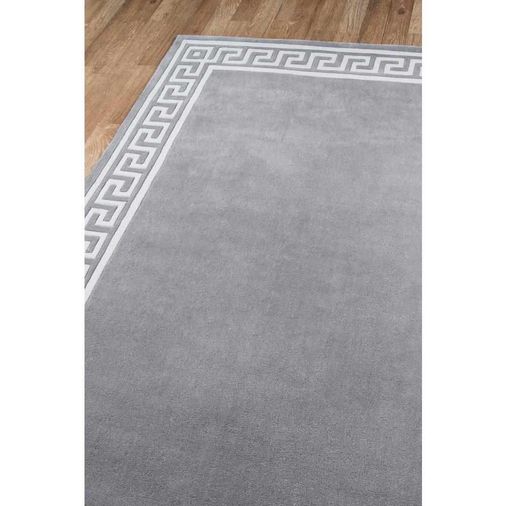 """Bliss Area Rug, Grey, 5' X 7'6"""". Picture 2"""