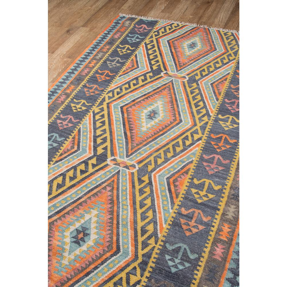 "Caravan Area Rug, Multi, 3'9"" X 5'9"". Picture 2"