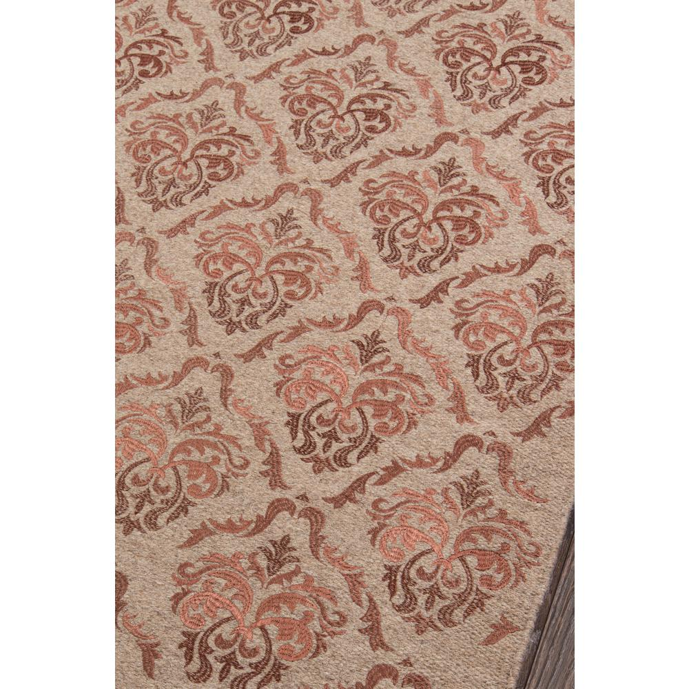 Cielo Area Rug, Rose, 5' X 8'. Picture 2