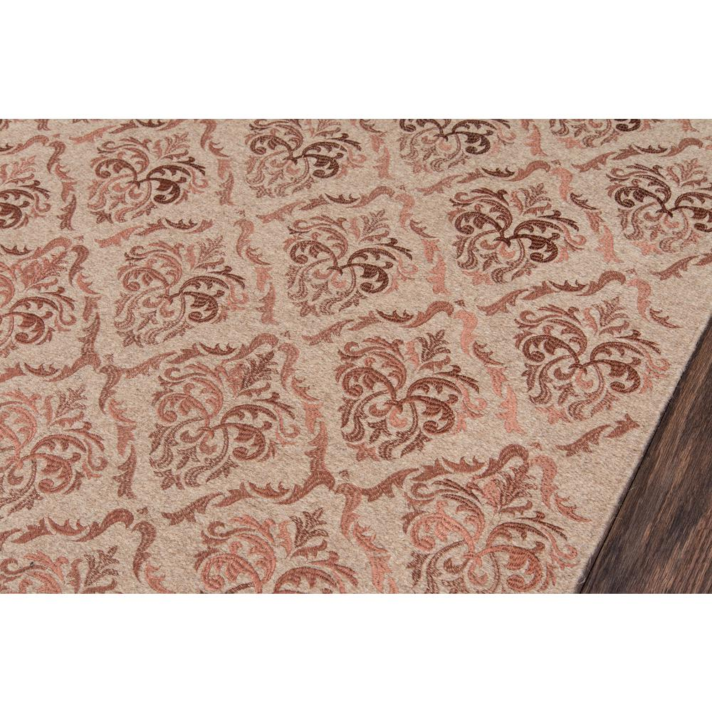 Cielo Area Rug, Rose, 5' X 8'. Picture 3