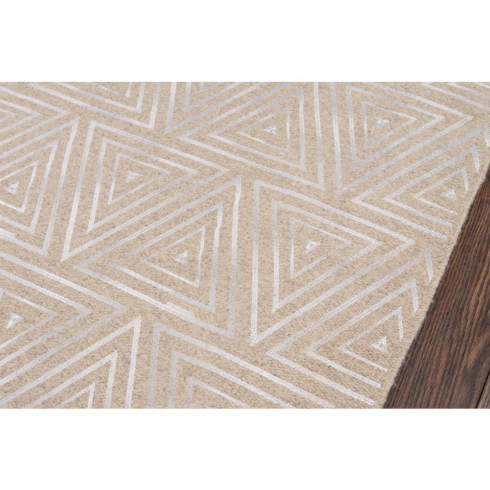 Cielo Area Rug, Sand, 5' X 8'. Picture 3