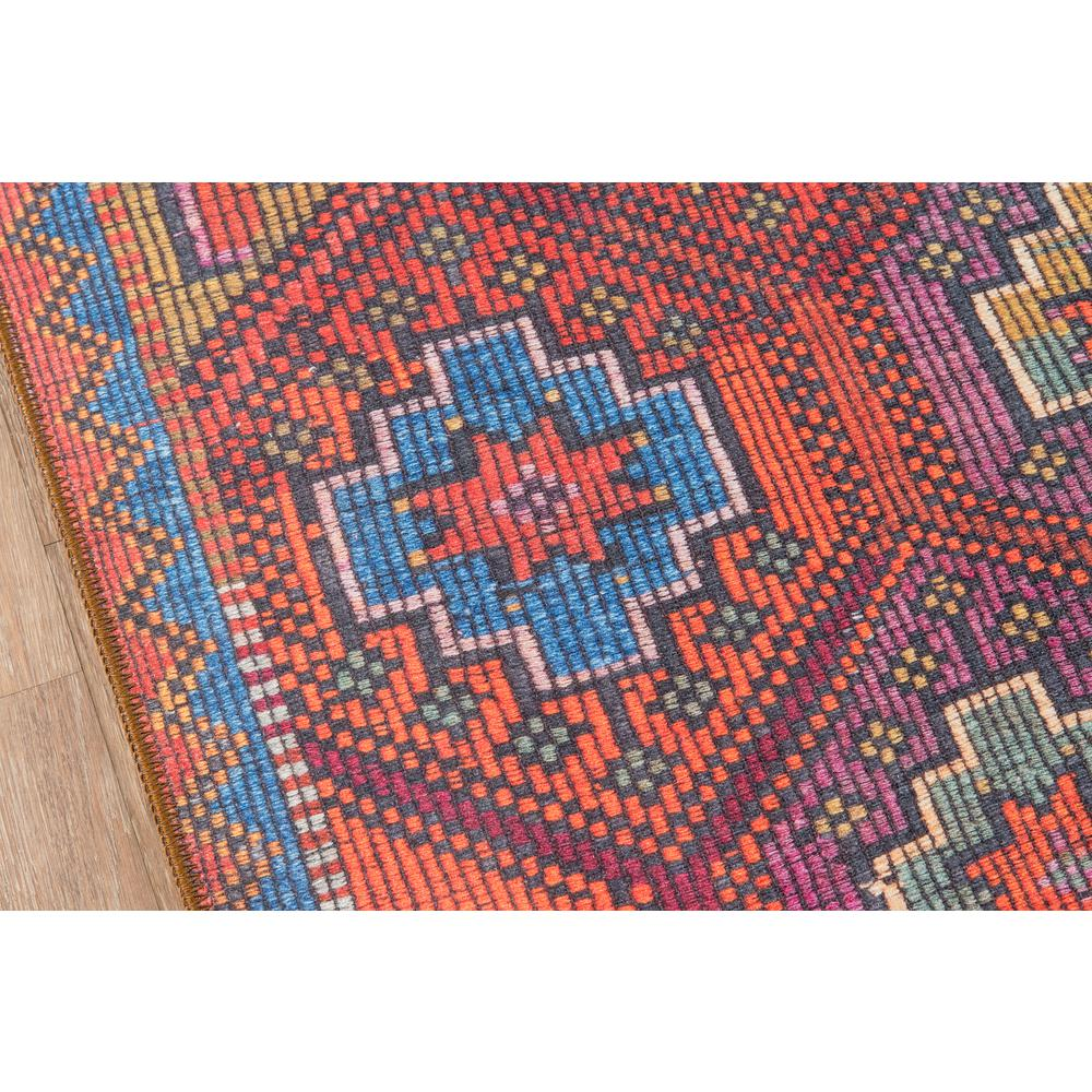 "Afshar Area Rug, Multi, 5' X 7'6"". Picture 3"