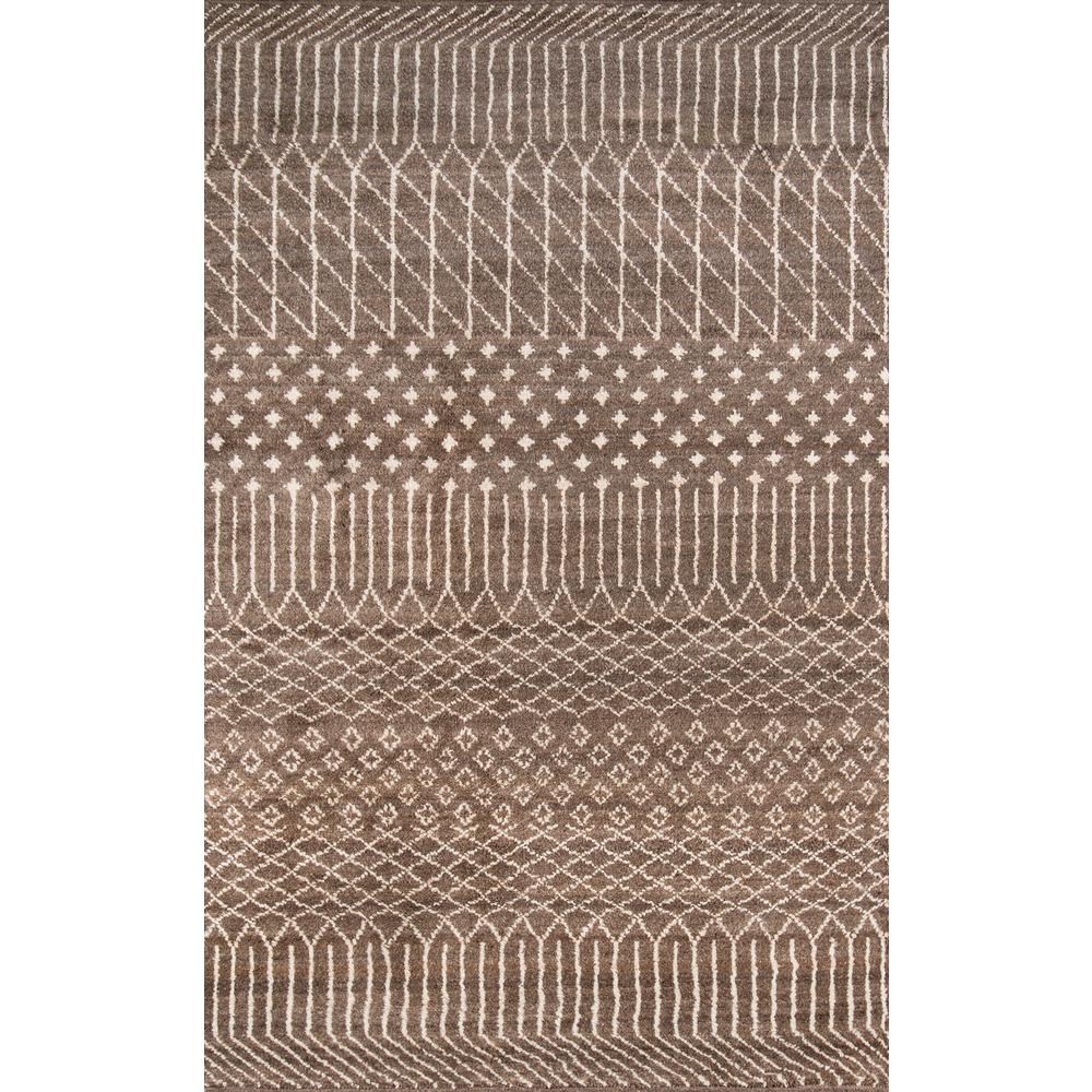 Atlas Area Rug, Brown, 5' X 8'. Picture 1