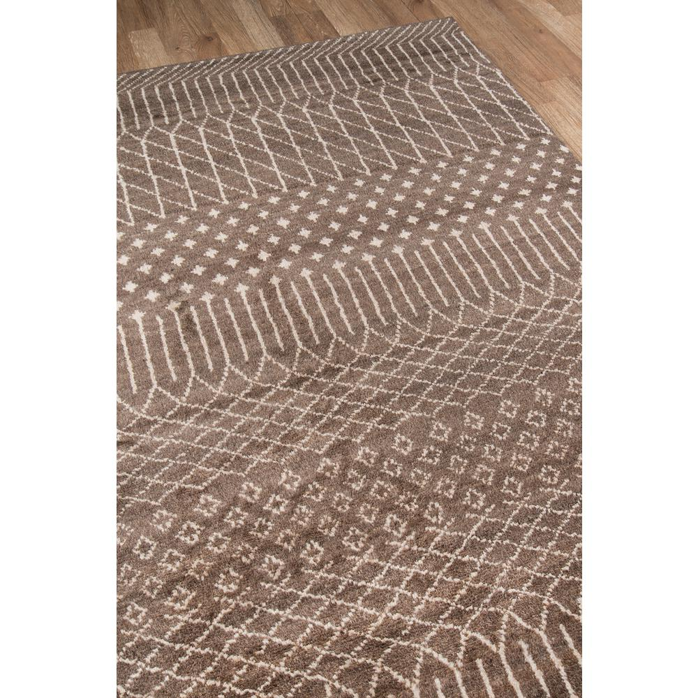 Atlas Area Rug, Brown, 5' X 8'. Picture 2