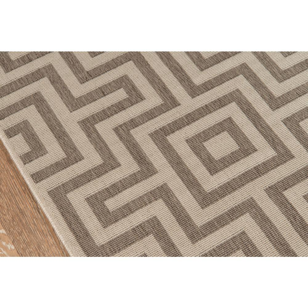 "Baja Area Rug, Taupe, 3'11"" X 5'7"". Picture 3"