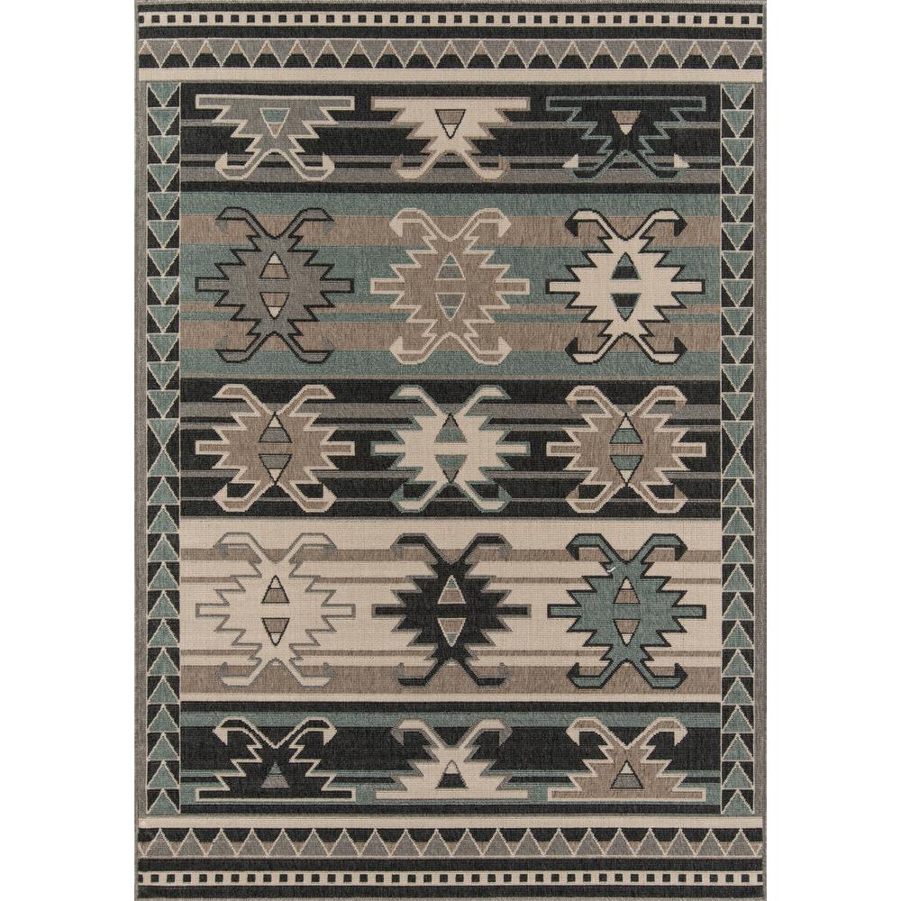 "Baja Area Rug, Sage, 3'11"" X 5'7"". The main picture."