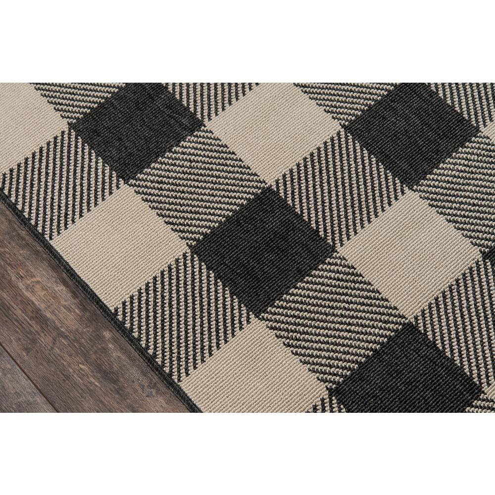 """Baja Area Rug, Charcoal, 3'11"""" X 5'7"""". Picture 3"""