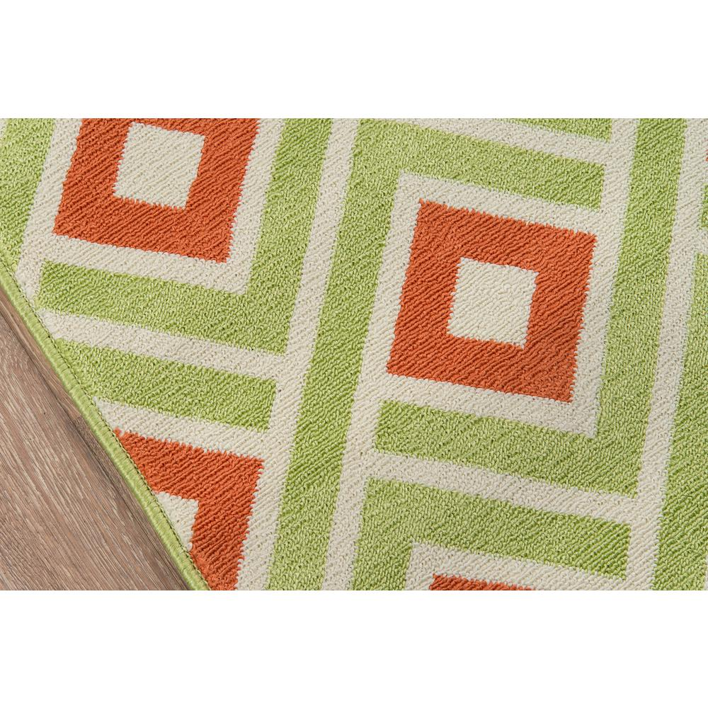 """Baja Area Rug, Green, 3'11"""" X 5'7"""". Picture 3"""