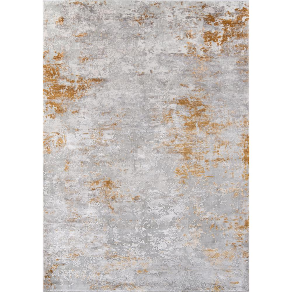 """Cannes Area Rug, Gold, 5'3"""" X 7'6"""". Picture 1"""