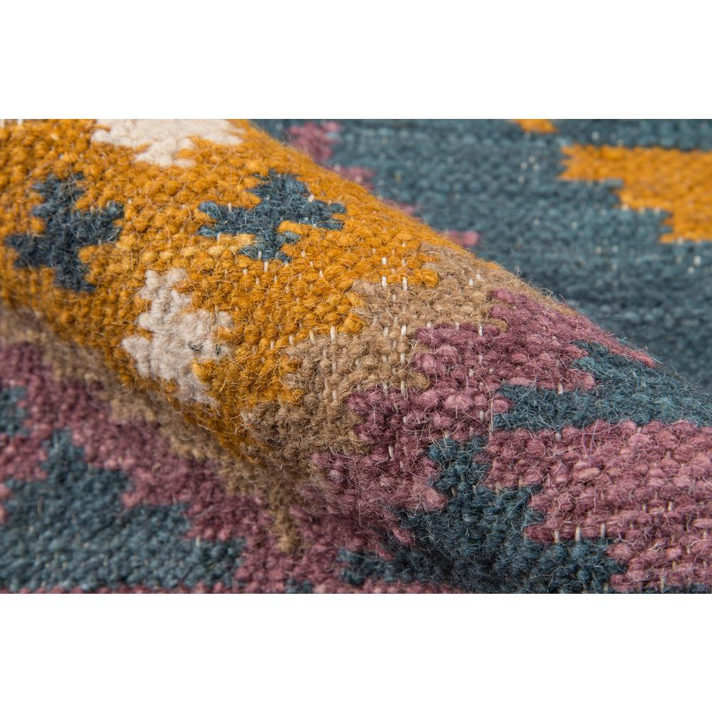 "Caravan Area Rug, Multi, 5' X 7'6"". Picture 4"