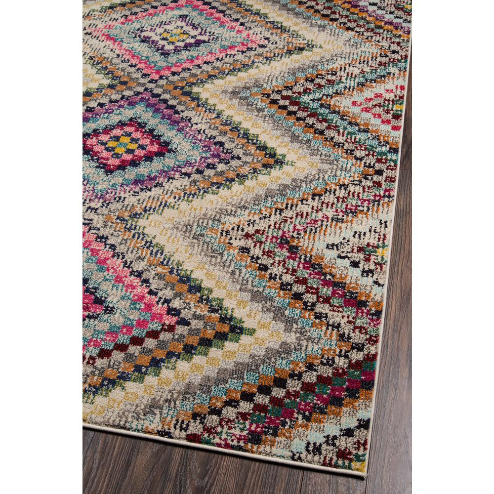 "Casa Area Rug, Multi, 5'3"" X 7'6"". Picture 2"