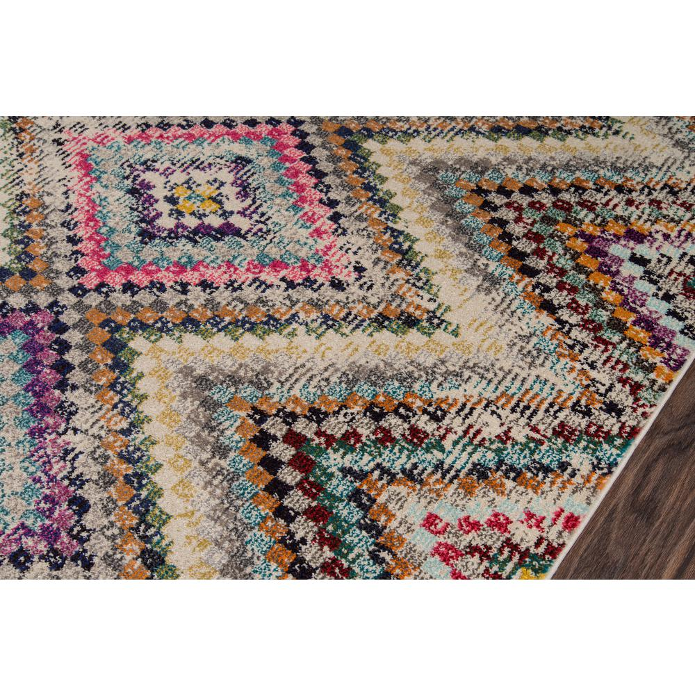"Casa Area Rug, Multi, 5'3"" X 7'6"". Picture 3"