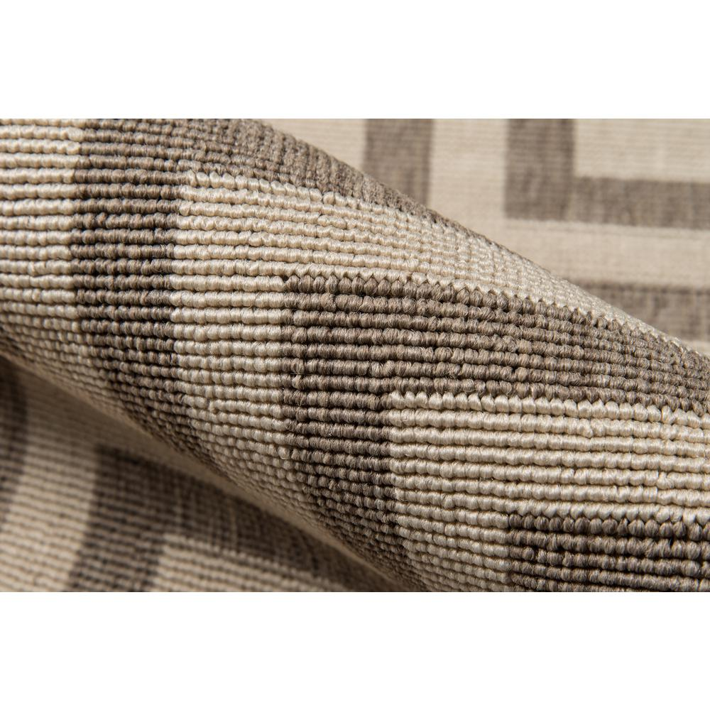 """Baja Area Rug, Taupe, 5'3"""" X 7'6"""". Picture 4"""