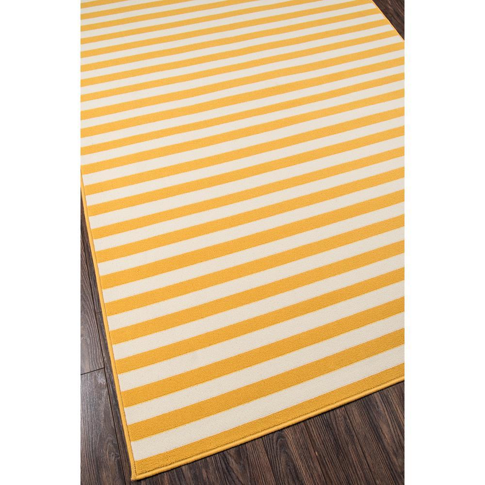 "Baja Area Rug, Yellow, 5'3"" X 7'6"". Picture 2"