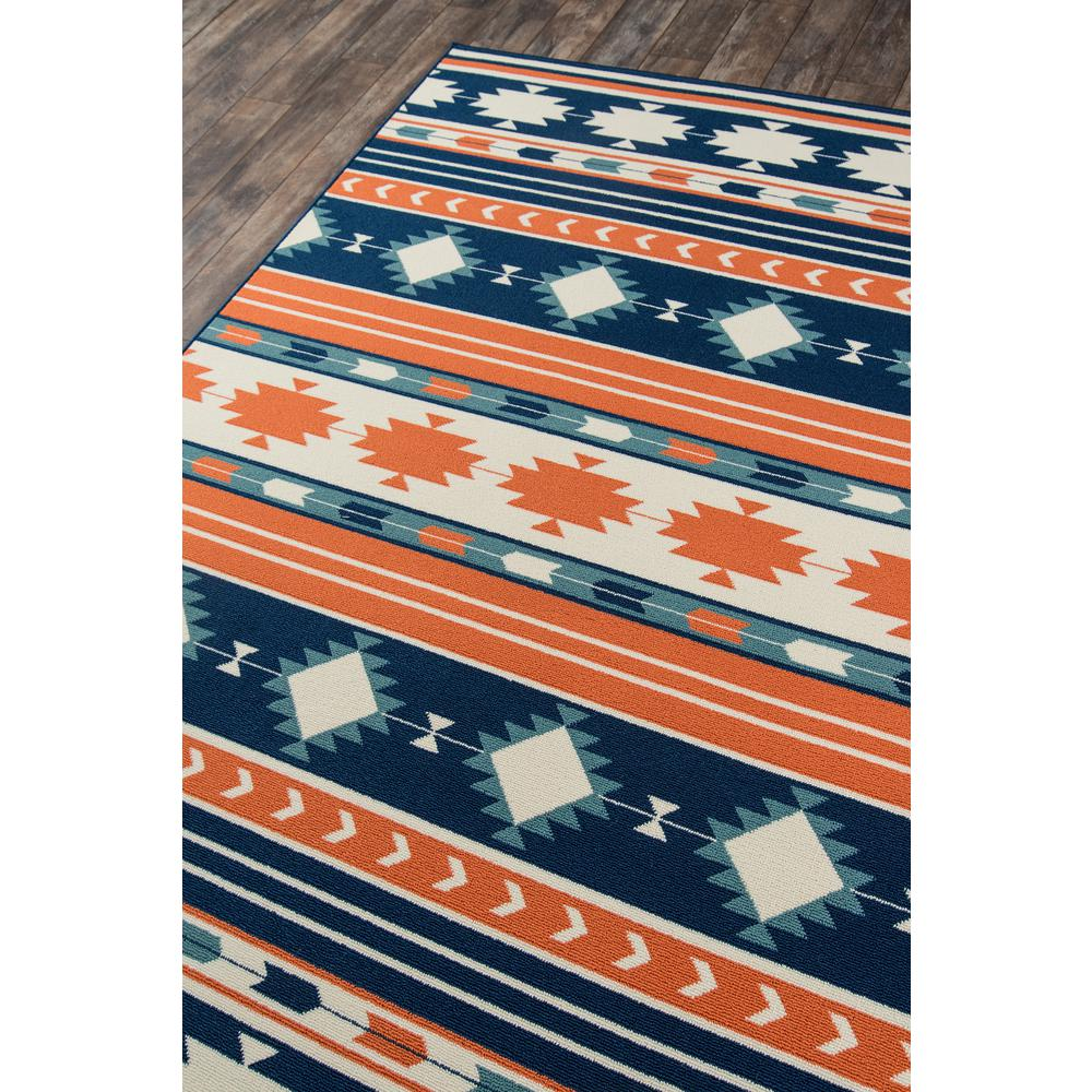 "Baja Area Rug, Multi, 5'3"" X 7'6"". Picture 2"