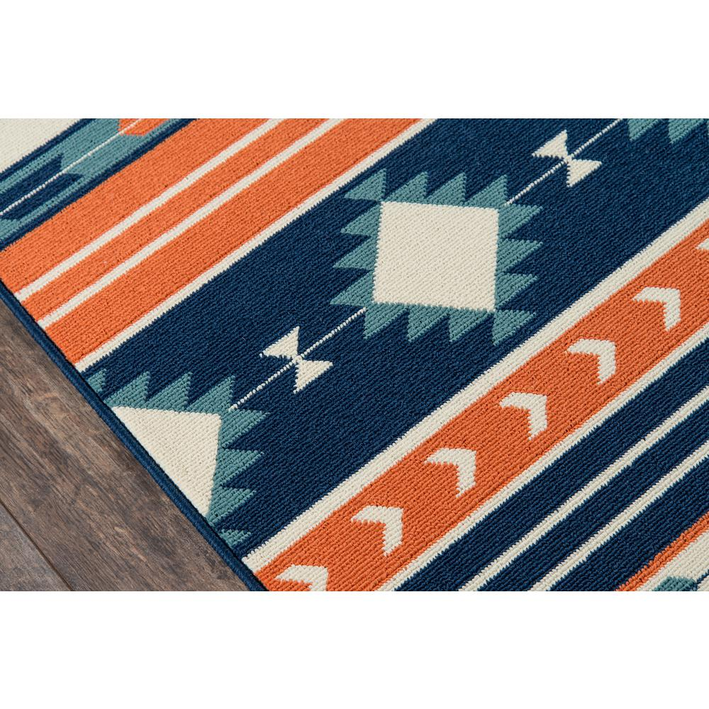 "Baja Area Rug, Multi, 5'3"" X 7'6"". Picture 3"