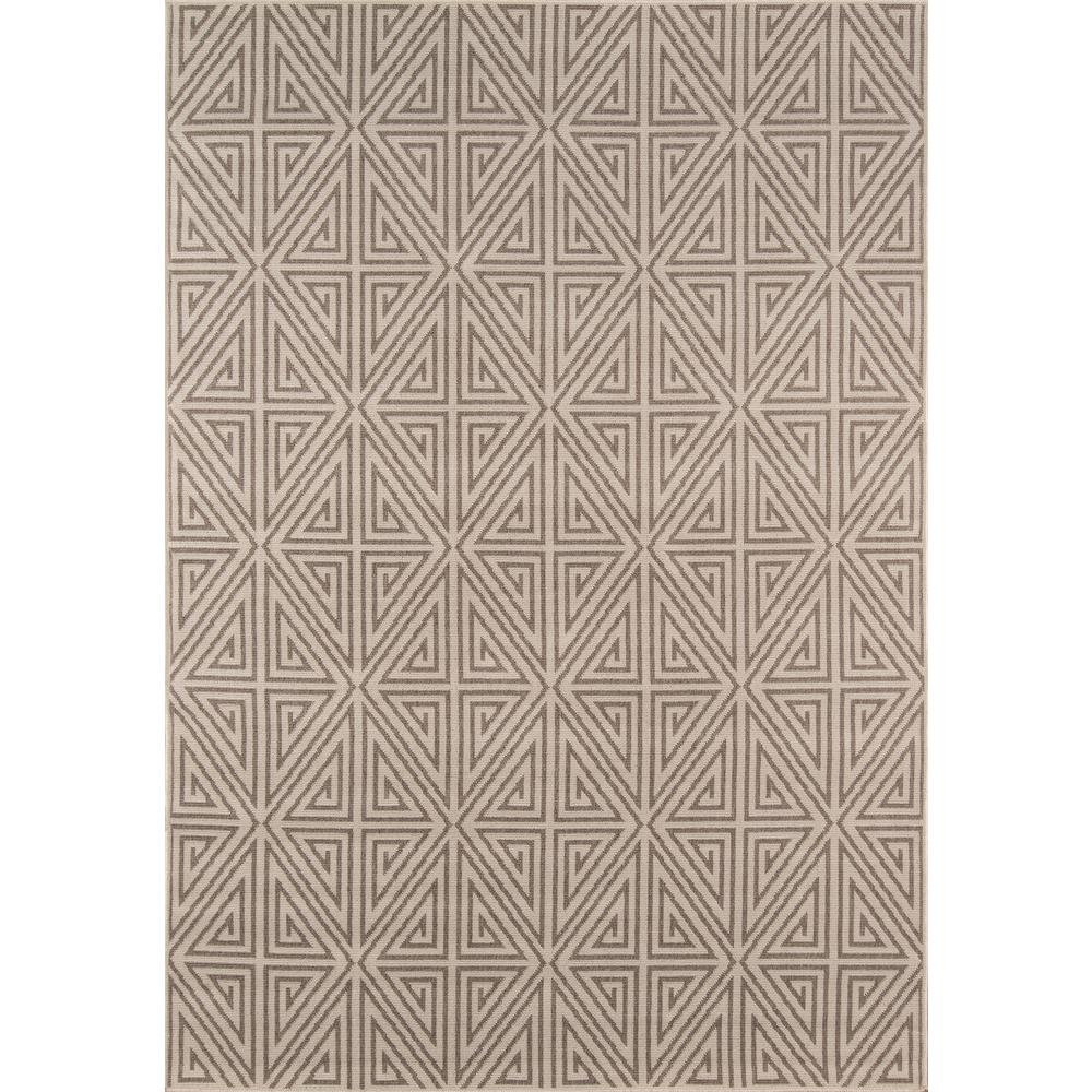 "Baja Area Rug, Taupe, 5'3"" X 7'6"". The main picture."