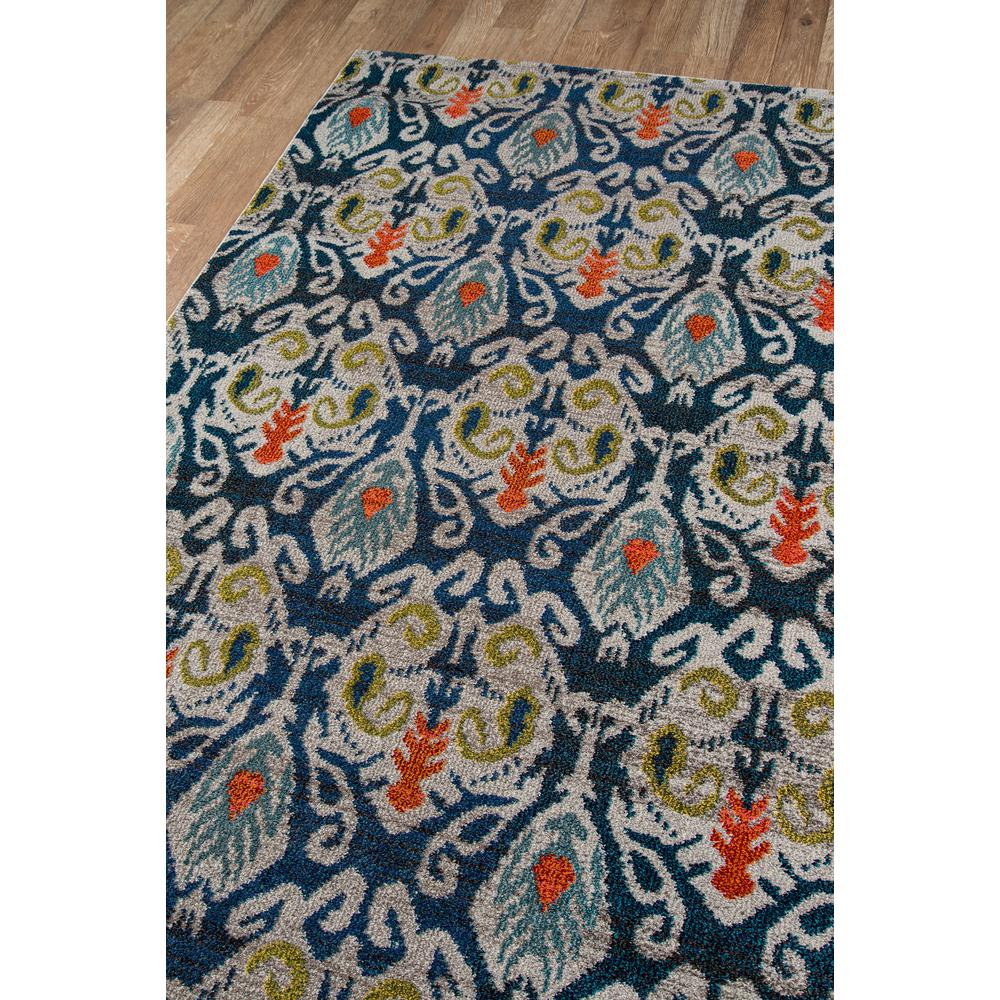 """Casa Area Rug, Navy, 7'10"""" X 9'10"""". Picture 2"""