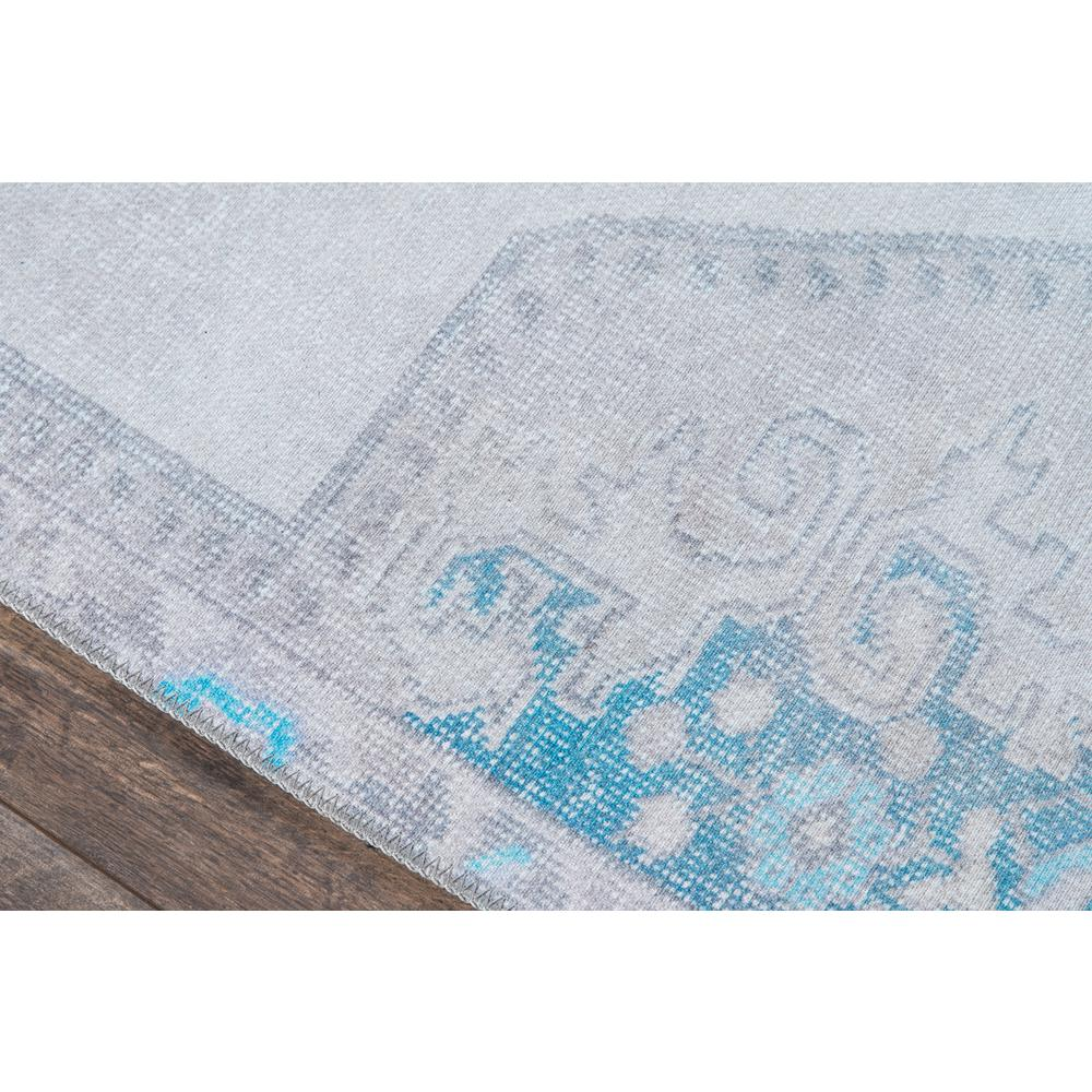 """Afshar Area Rug, Grey, 8'5"""" X 12'. Picture 3"""