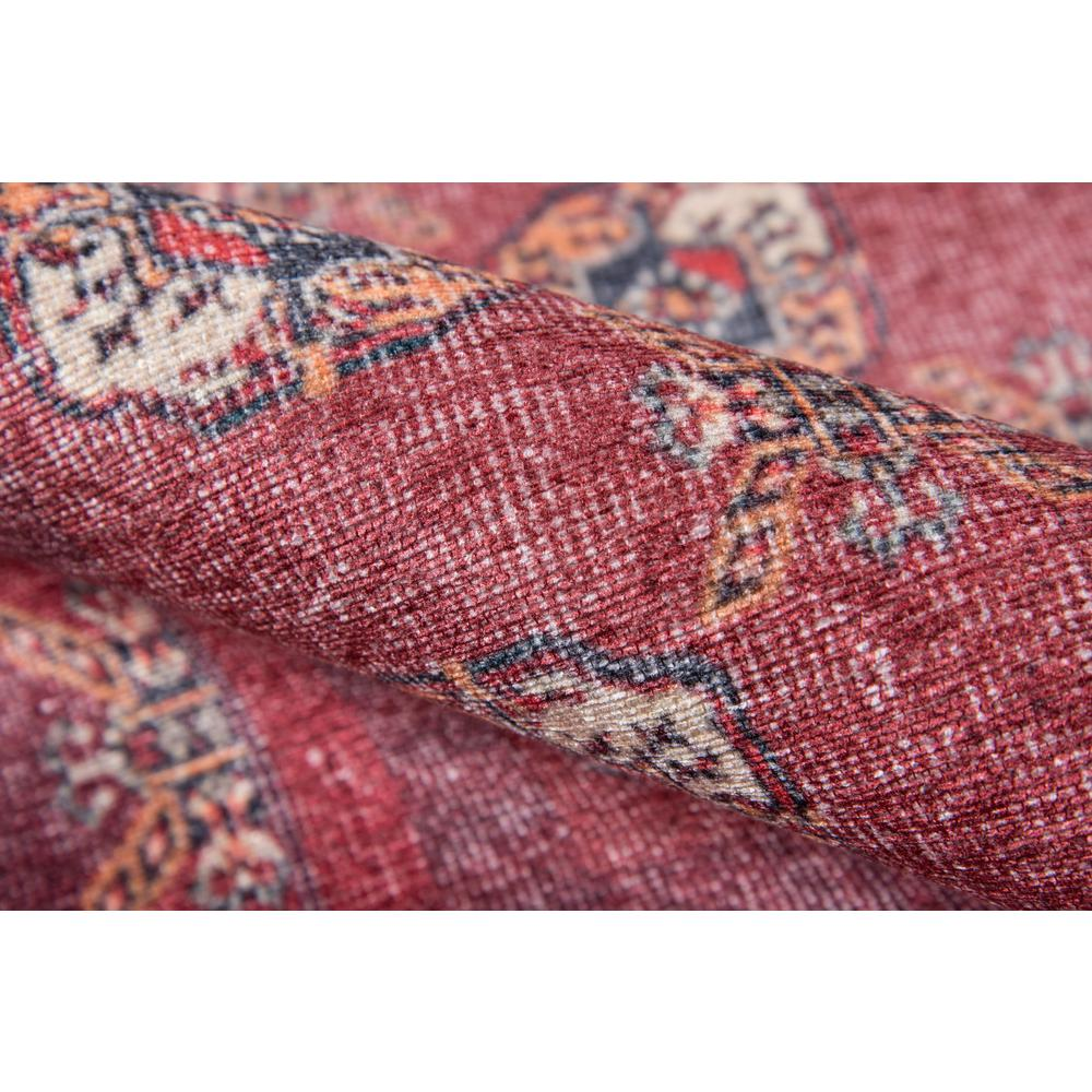 "Afshar Area Rug, Red, 8'5"" X 12'. Picture 4"