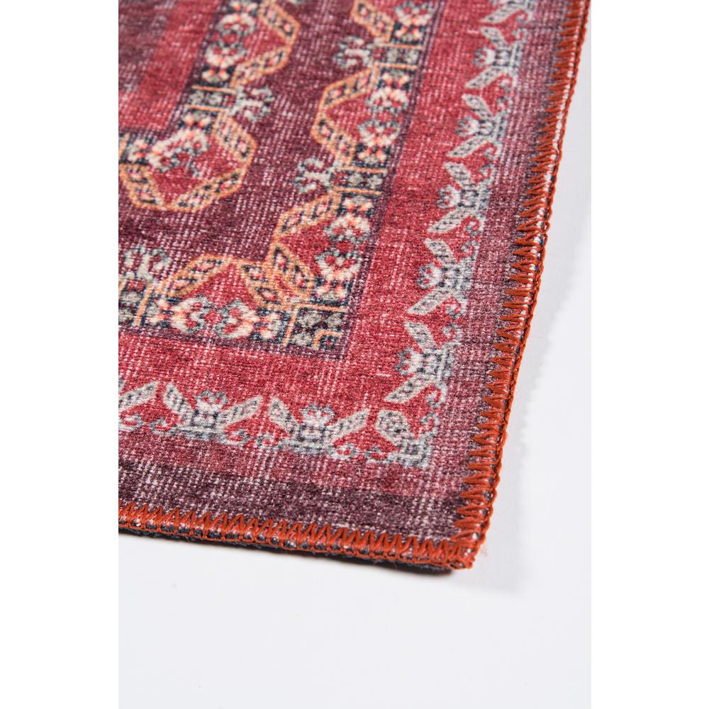 "Afshar Area Rug, Red, 8'5"" X 12'. Picture 5"