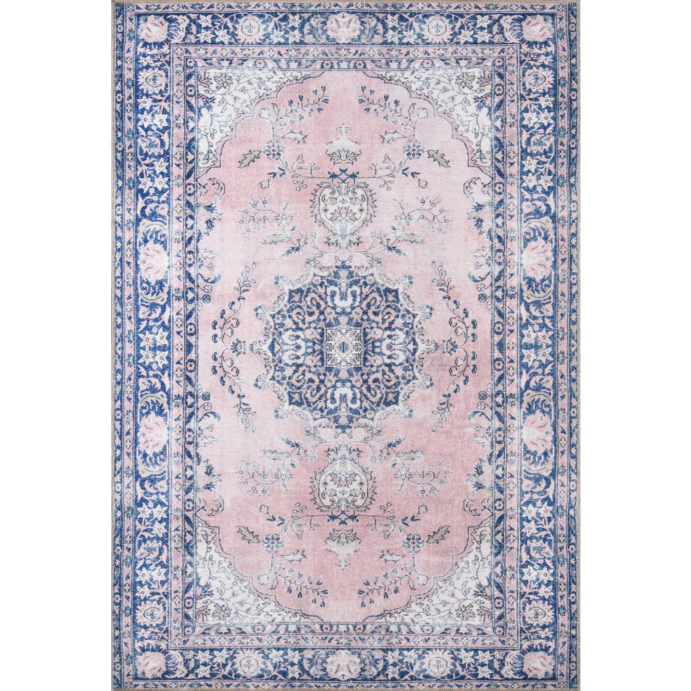 """Afshar Area Rug, Pink, 8'5"""" X 12'. Picture 1"""