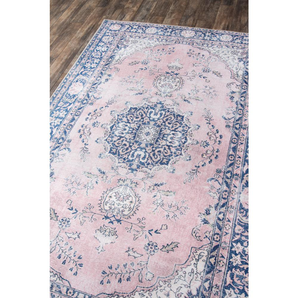 """Afshar Area Rug, Pink, 8'5"""" X 12'. Picture 2"""