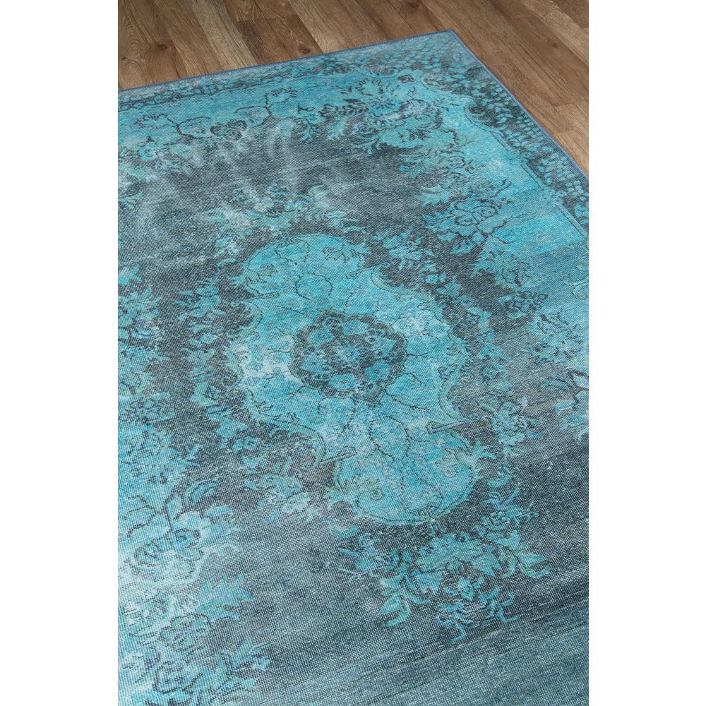 "Afshar Area Rug, Blue, 8'5"" X 12'. Picture 2"